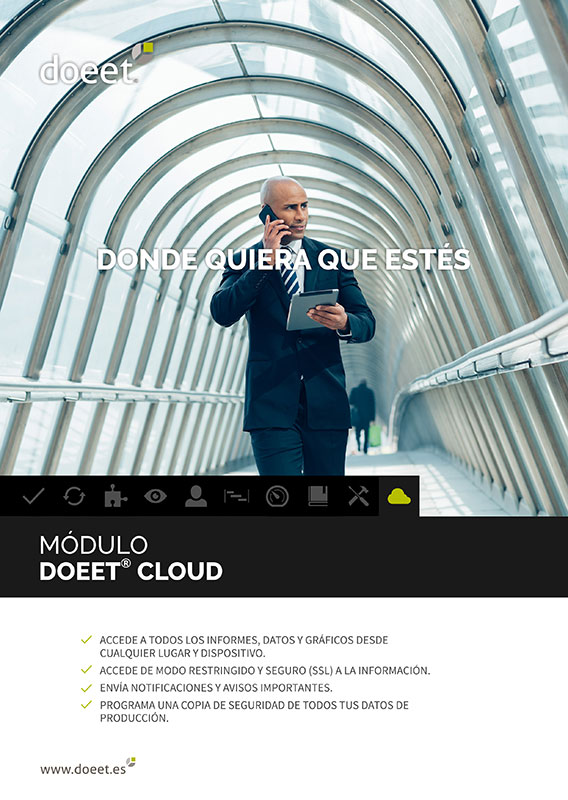 doeet. Módulo Cloud