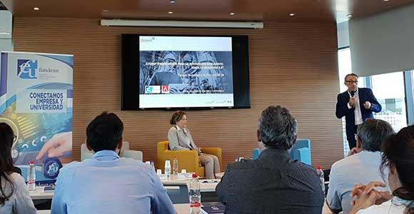 Imágenes del II Foro Financiación para la Innovación Inteligente hacia la Industria 4.0