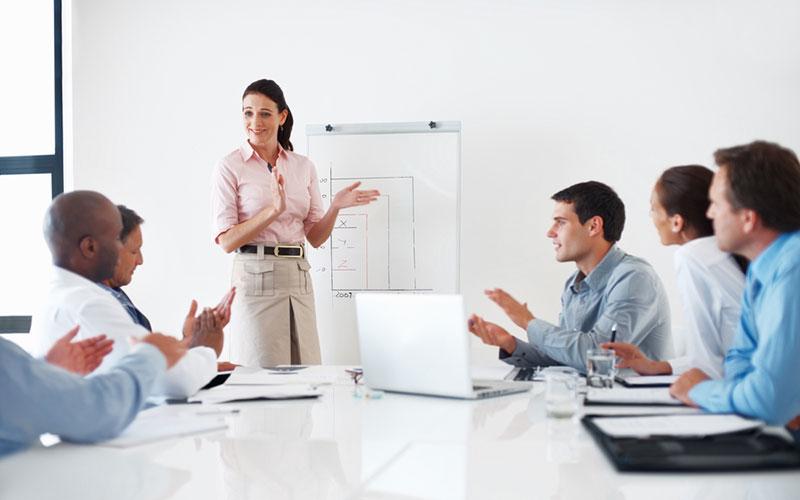 Reunión de Empresa