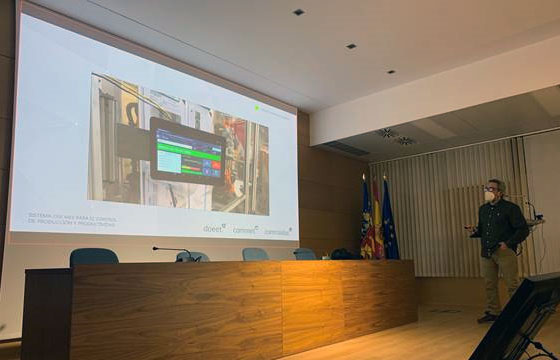 Jornada: El proceso de digitalización de planta