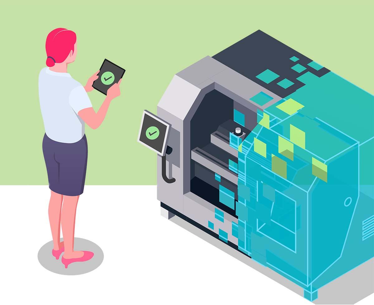 Digitaliza tu proceso de producción
