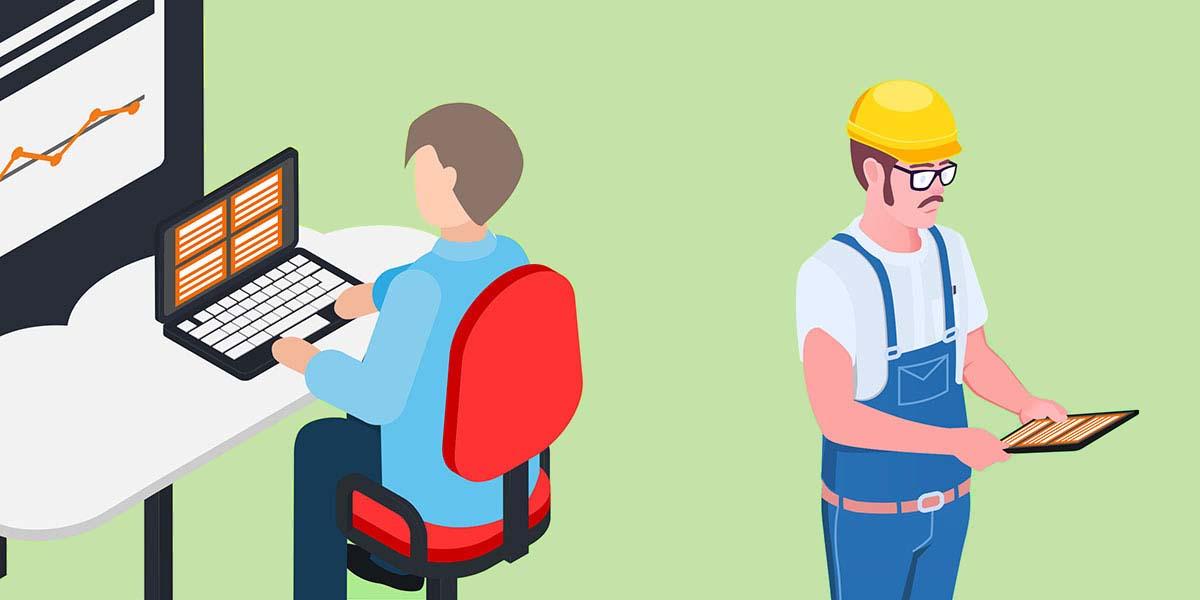 Enlaza tu ERP con Producción