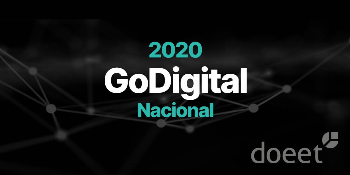 doeet en GoDigital 2020