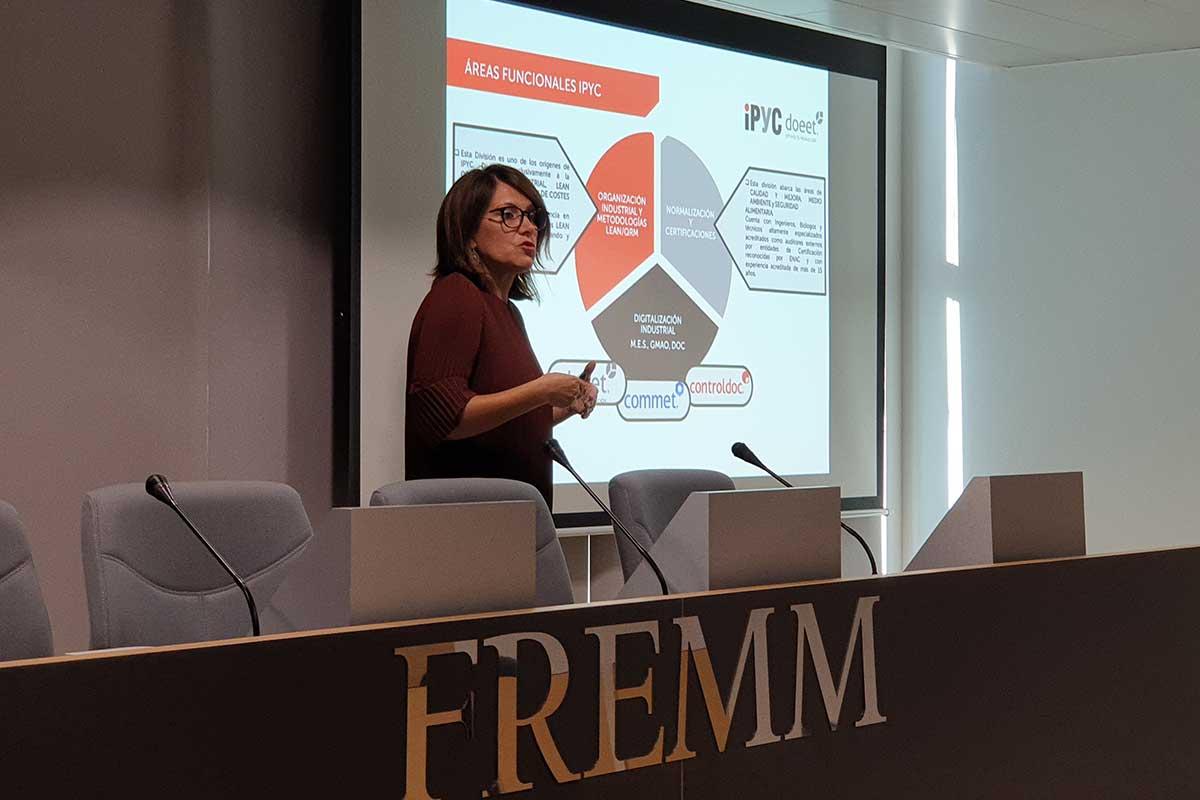 Resumen de la jornada en FREMM: Reducción de costes mediante Industria 4.0