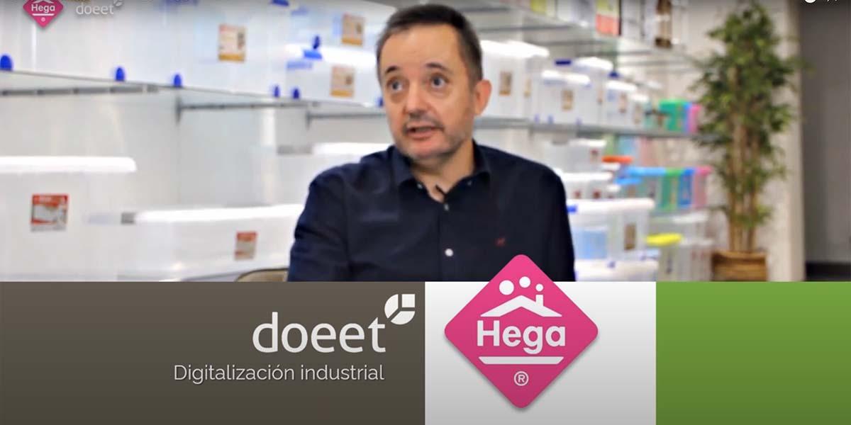 La digitalización no es una opción, es el camino. Agustín Delgado de Hega Hogar